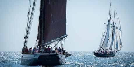 Hunt's Photo Walk: Sailing in Gloucester Harbor- Schooner Fest! tickets