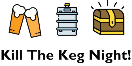 Weekly Kill The Keg Night at We Olive!  tickets