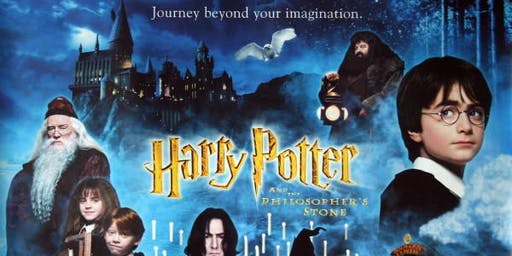 Harry Potter Outdoor Movie Night