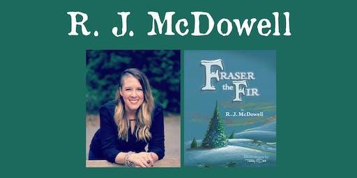 R. J. McDowell - Fraser the Fir - Downtown Fairhope's Open House