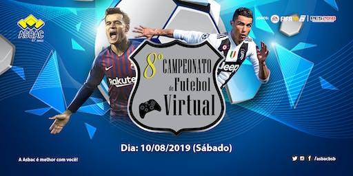8º Campeonato de Futebol Virtual da Asbac