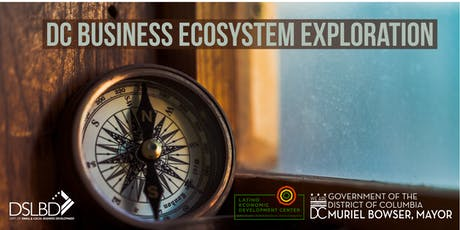 DC Business Ecosystem Exploration | 202Creates Community Building Day tickets