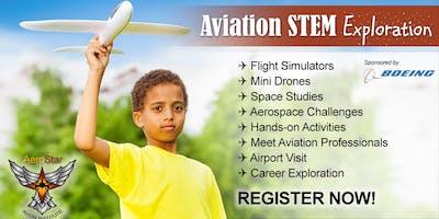 AeroStar Aviation Exploration - 2 Week Summer 2019 Program (July 15th - August 1st)