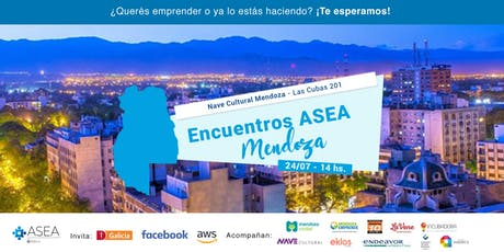Encuentros ASEA MENDOZA tickets