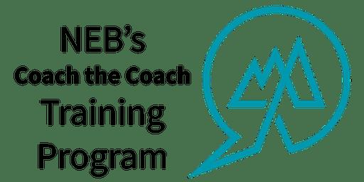 Coach the Coach YEAR 2