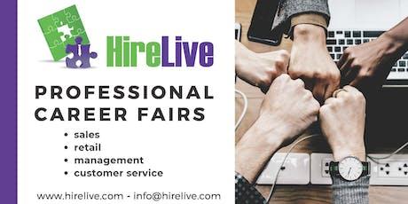Sacramento Sales Job Fair tickets