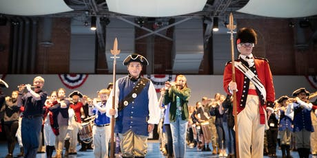 2019 United States Army Old Guard Fife and Drum Corps Juniors' Workshop tickets