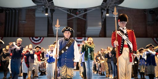2019 United States Army Old Guard Fife and Drum Corps Juniors' Workshop