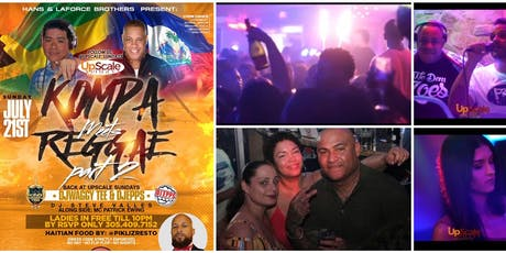Reggae MEETS Kompa part 2 - with DJ WAGGY TEE  & Celebrity DJ EPPS - RSVP!! tickets