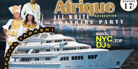 TABASKI BOAT RIDE PARTY tickets