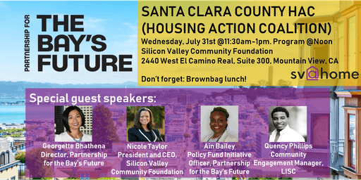 Santa Clara County HAC - Partnership for the Bay's Future