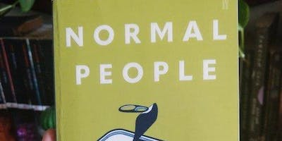 Book Discussion Group:  Normal People by Sally Rooney
