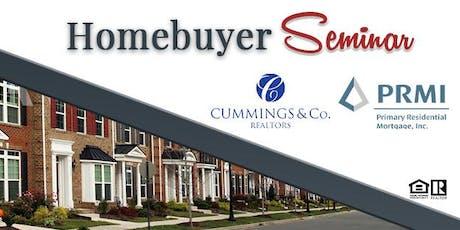 FREE Home Buying Seminar w/ Cummings & Co. tickets