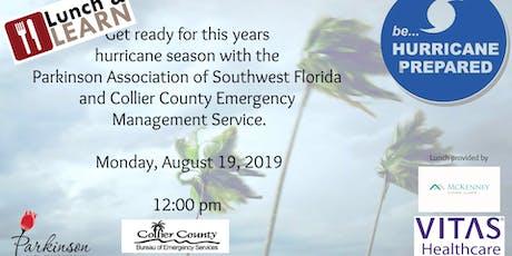 Hurricane Preparedness seminar tickets