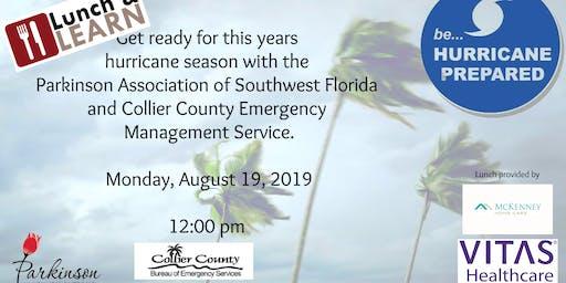 Hurricane Preparedness seminar