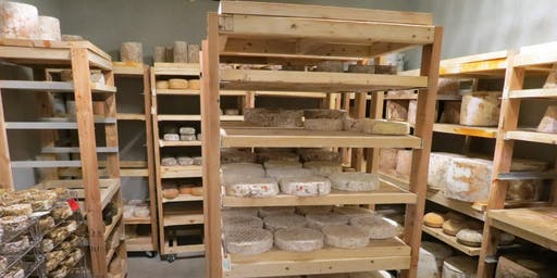 Murray's Cheese Caves Tour & Tasting - October 12