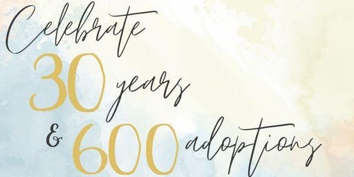 Covenant Care Adoptions 30th Anniversary Benefit