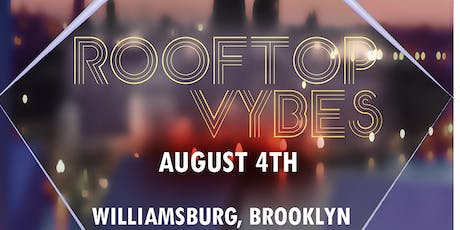 CRAW Presents: Rooftop Vybes tickets