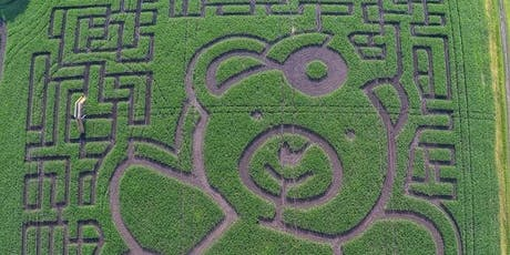 Clan Rugby Corn Maze tour tickets