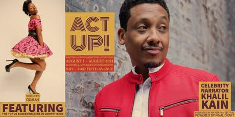 Hip Hop Film Festival presents - The ACT UP! Festival Pass powered by Final Draft tickets