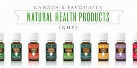 Healing with Essential Oils 101 - Free Educational Seminar tickets