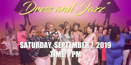 Little Black Dress and Jazz Night  tickets