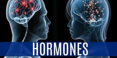 Stress, Hormones, and Health Presentation tickets