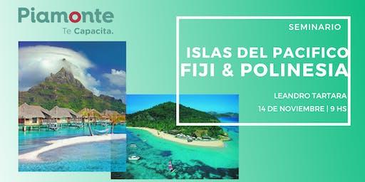 Seminario Islas del Pacifico Sur, Fiji y Polinesia
