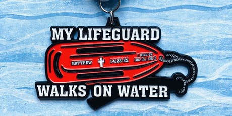Only $12! My Lifeguard Walks On Water 1 Mile, 5K, 10K, 13.1, 26.2- Huntington Beach tickets