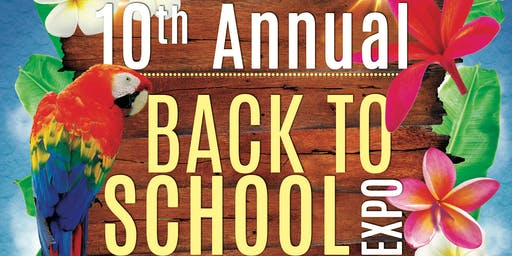 Kingsport City Schools 10th Annual Back to School Expo