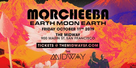 Morcheeba at The Midway tickets