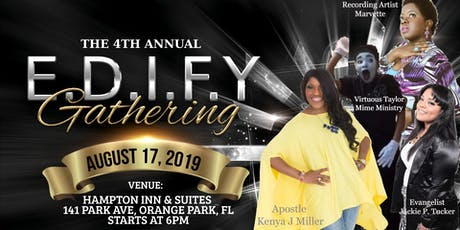 E.D.I.F.Y GATHERING 2019 tickets