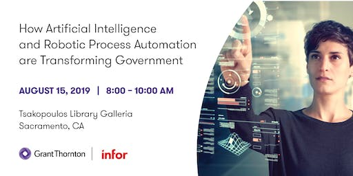 How Artificial Intelligence and Robotic Process Automation are Transforming Government