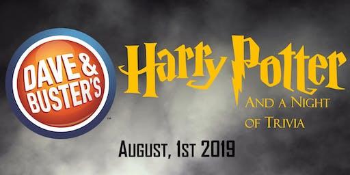 D&B Albuquerque Thursday Night Trivia - Harry Potter