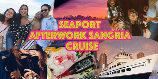 "Seaport After Work Cruises: use code ""Summer"" for current promo"