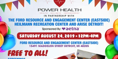 Power Health Tour  tickets
