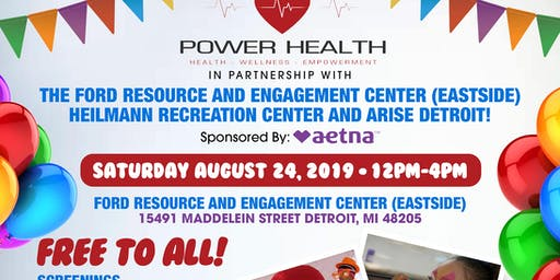 Power Health Tour