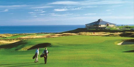GOLF AND SPA VACATION AT FAIRMONT ST. ANDREWS, SCOTLAND tickets