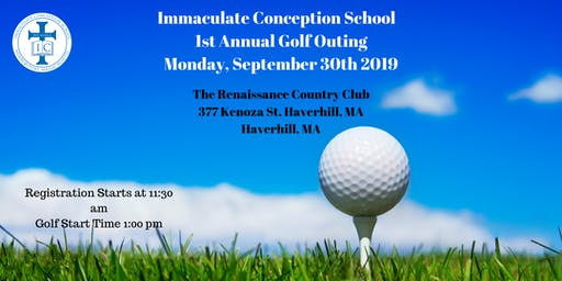 ICS 1st Annual Golf Outing