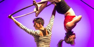 """Tangle presents """"In Transit"""" - circus theater at..."""