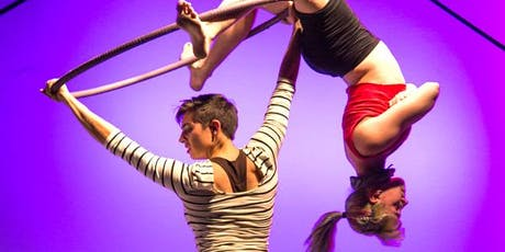 "Tangle presents ""In Transit"" - circus theater at FringeArts! tickets"