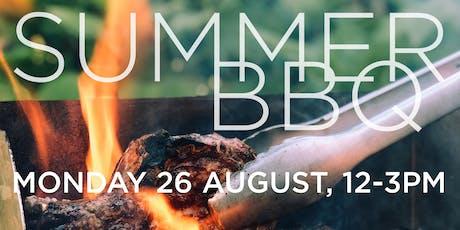 August BH Summer BBQ! tickets