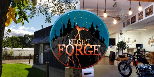 Night Forge Makers' Market