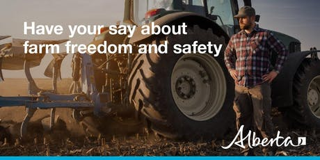 Farm Freedom and Safety Townhall tickets