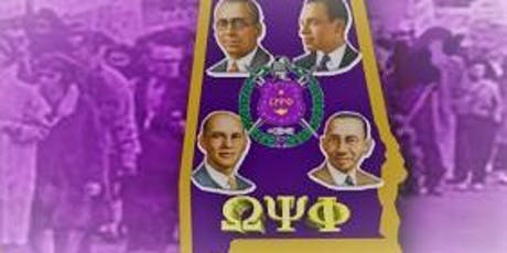 Omega Psi Phi Alabama State Workshop 2019 tickets