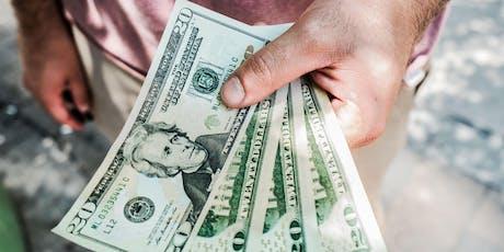 Negocios de Comida: Aceso al Capital (Richmond) billets