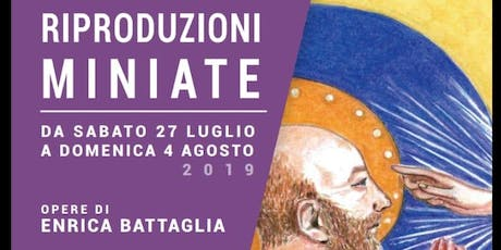 Miniature in mostra tickets