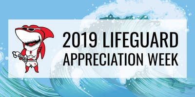 Lifeguard Appreciation Week Event! Dave and Buster's (Passaic County)