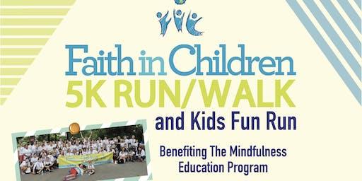 Faith in Children's 5K Run/Walk and Kids Fun Run