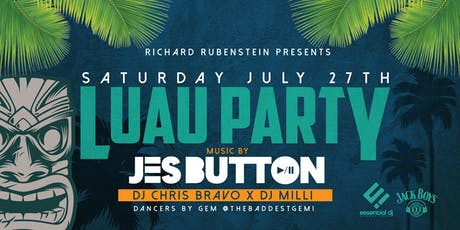 The Luau Party tickets